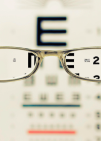 Protect your vision through regular eye exams.