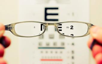 Protect your vision through regular eye exams.